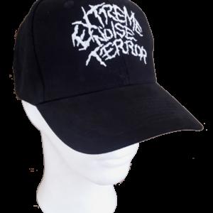 EXTREME NOISE TERROR – logo výšivka / embroidered logo