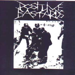 POSITIVE BASTARDS – s/t 7″EP