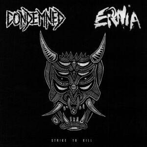 CONDEMNED / ERNIA split LP