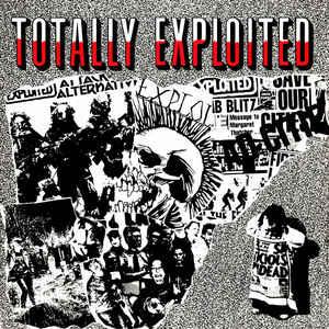 THE EXPLOITED – Totally Exploited LP