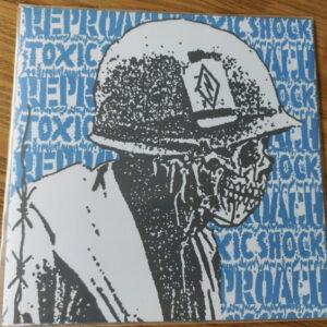 REPROACH / TOXIC SHOCK split 10″LP