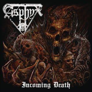 ASPHYX – Incoming Death LP