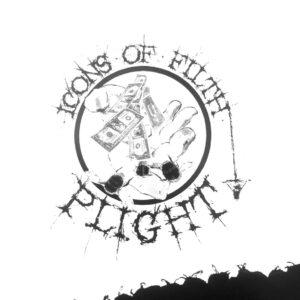 ICONS OF FILTH – Plight 10″LP